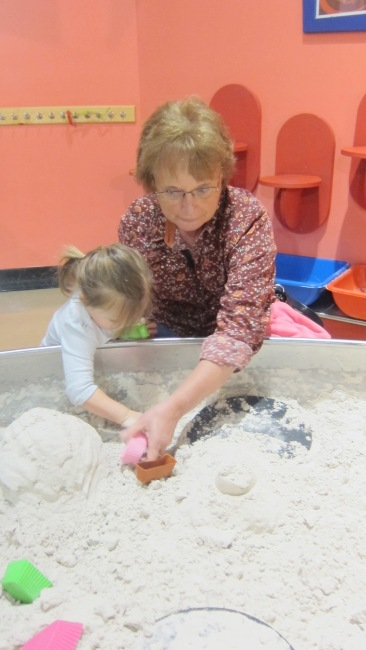 Children's Museum with Grandma